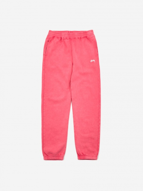 Stock Fleece Pant - Hot Pink