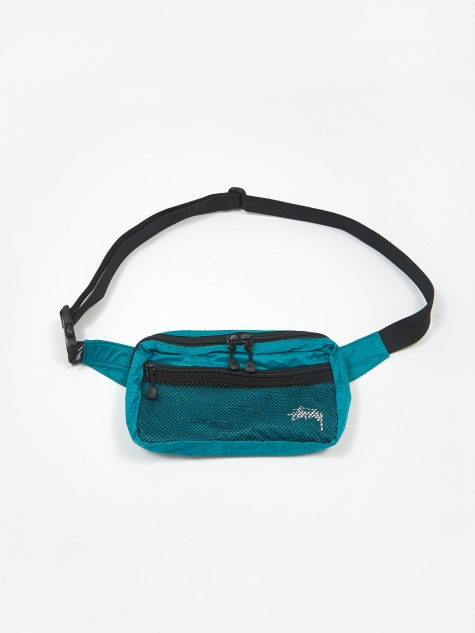 Light Weight Waist Bag - Teal