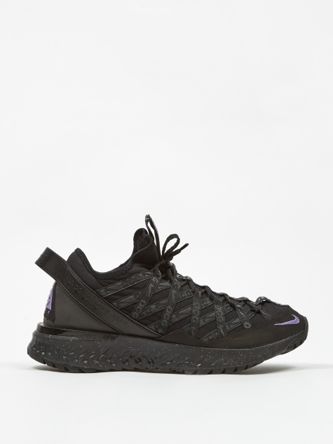 ACG React Terra Gobe - Black/Space Purple/Anthracite