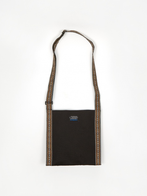 Trial Webbing Bag - Black