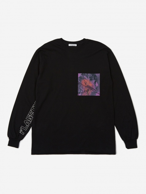 Horizon Longsleeve T-Shirt - Black