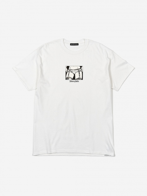 Take Off T-Shirt - White