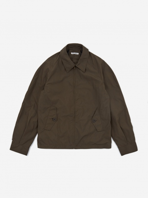 Shortfin Jacket - Cigar Brown