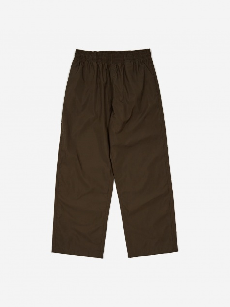 Reduced Trouser - Cigar Brown