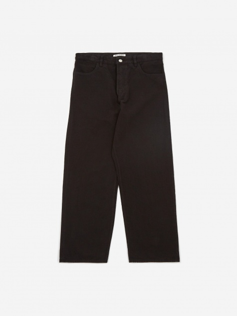 Scarecrow Trouser - Black