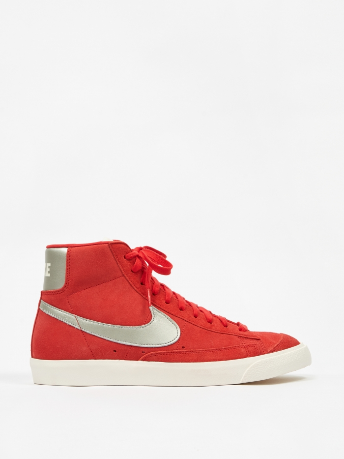 Nike Blazer 77 - University Red/Silver/Sail (Image 1)