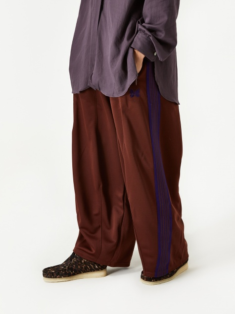 HD Track Pant - Brown