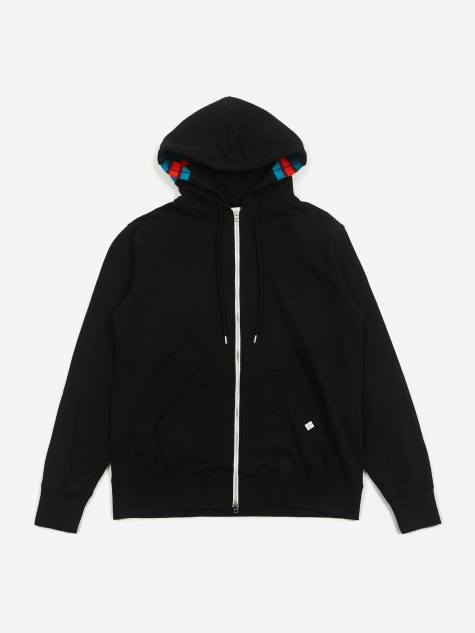 Facestasm Hooded Sweatshirt - Black