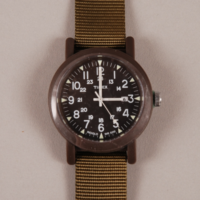 Timex Org Camper Watch - Olive Green (Image 1)
