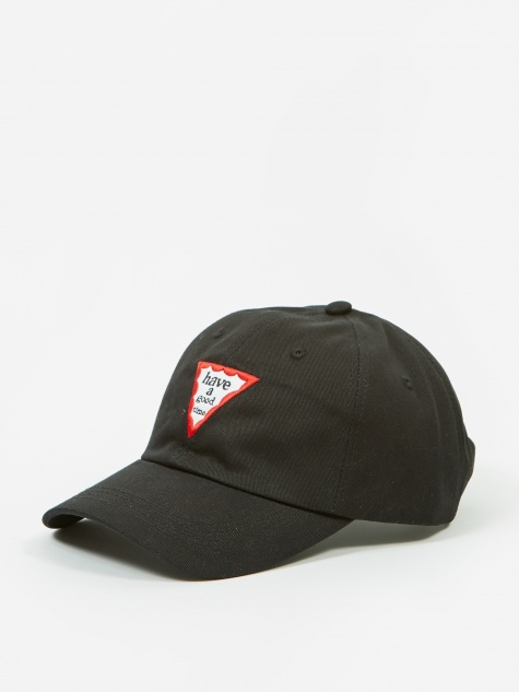 Triangle Frame Cap - Black
