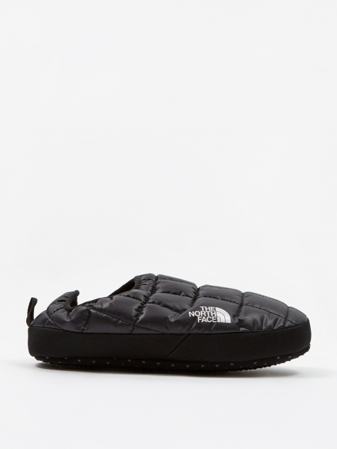 The North Face ThermoBall Traction Mule V - Black/Black