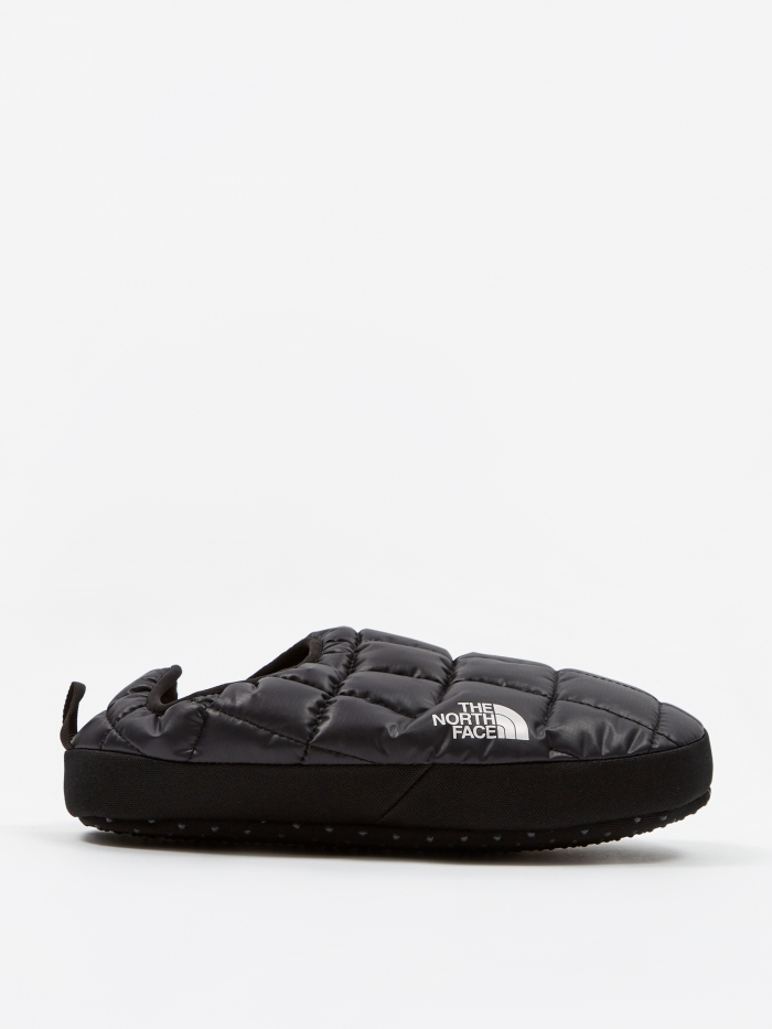 The North Face Black Label The North Face ThermoBall Traction Mule V - Black/Black (Image 1)