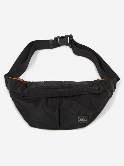 Tanker Waist Bag L - Black