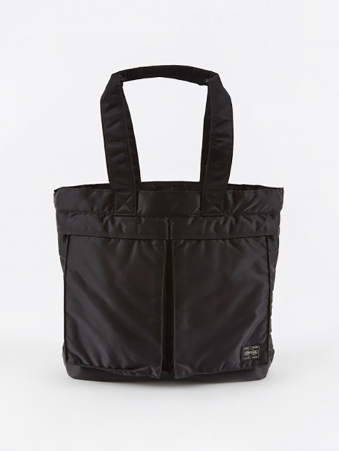Porter Yoshida & Co. Tanker Tote Bag - Black