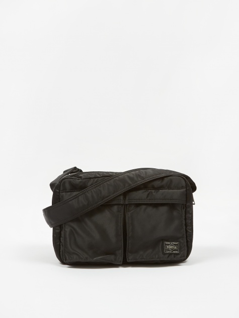 Porter Yoshida & Co. Tanker Shoulder Bag - Black