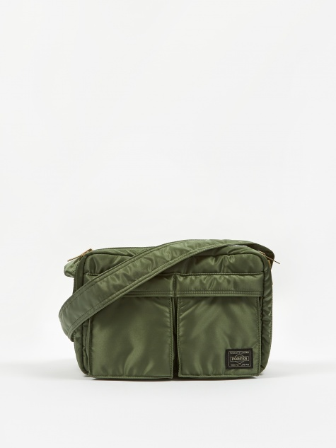 Porter Yoshida & Co. Tanker Shoulder Bag - Khaki