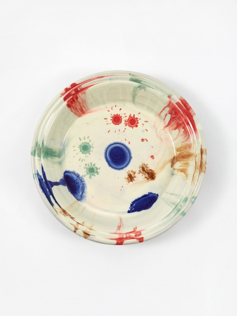 Swirl Bowl - Multi Splash