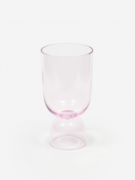Bottoms Up Vase S - Soft Pink