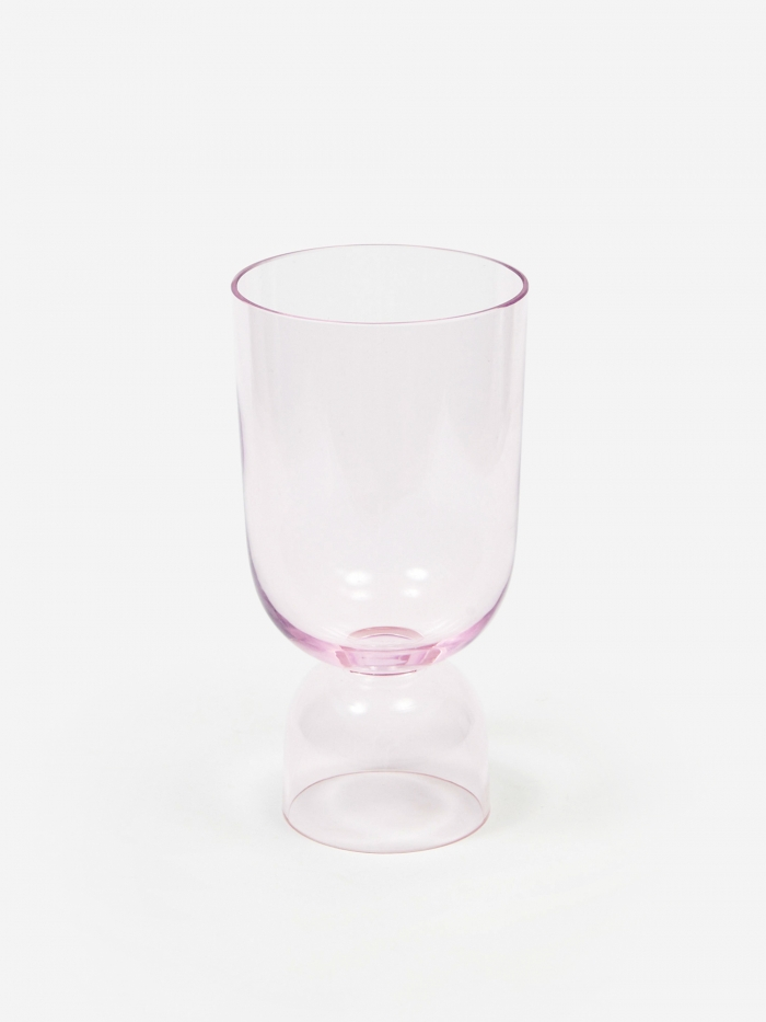 HAY Bottoms Up Vase S - Soft Pink (Image 1)
