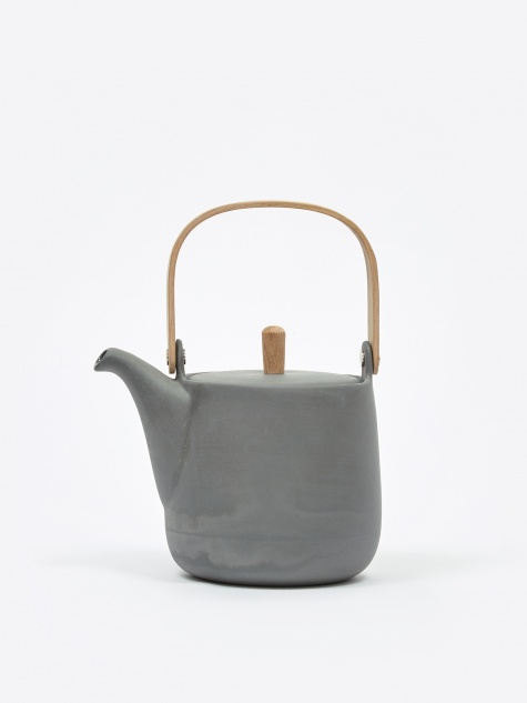 Teapot - Dark Grey