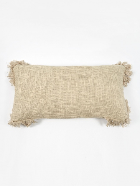 Vintage Cushion Cover 30x60cm - Linen