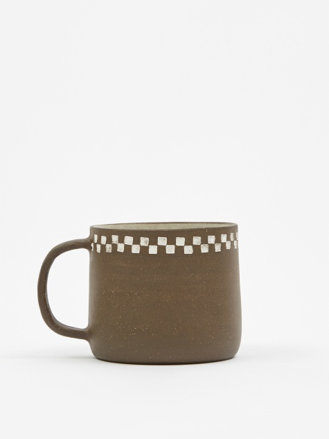 Mug - Dark Brown