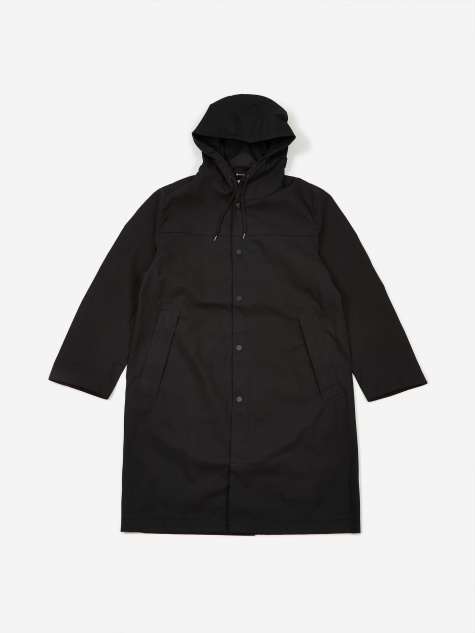 GORE-TEX Shell Coat - Black