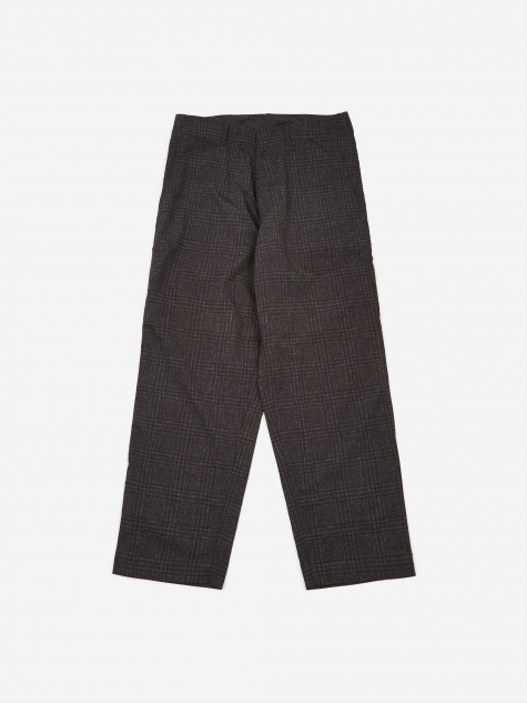 ALPHADRY Club Pant - Tweed Glen Check