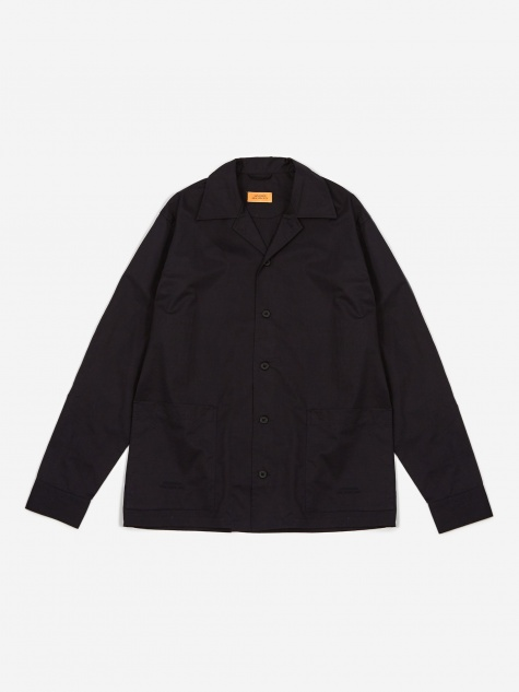 Jefferson Solid Jacket - Midnight