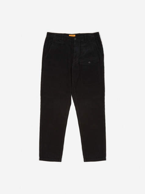 Coney Cord Pant - Black