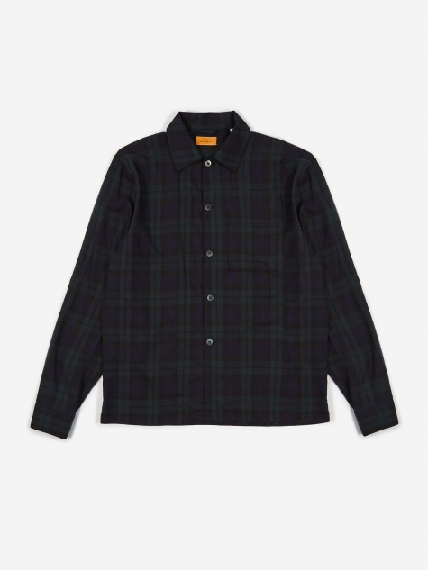 Joseph Plaid Longsleeve Shirt - Black Watch