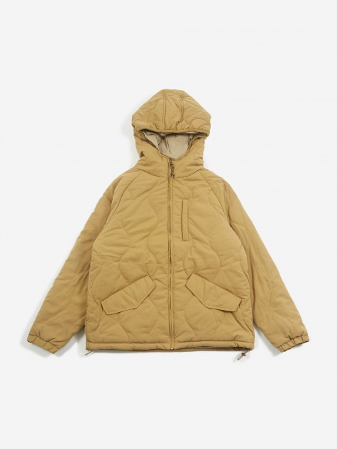 Shadow Maji Jacket - Tan