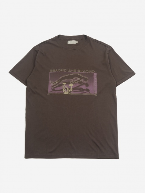 Beyond T-Shirt - Washed Black