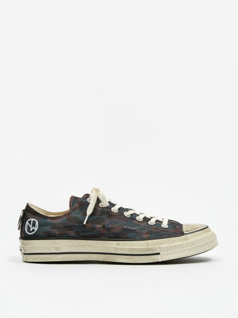 x Undercover Chuck Taylor All Star Ox - Black/Camo