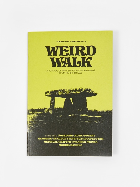 Weird Walk Zine - Issue 1