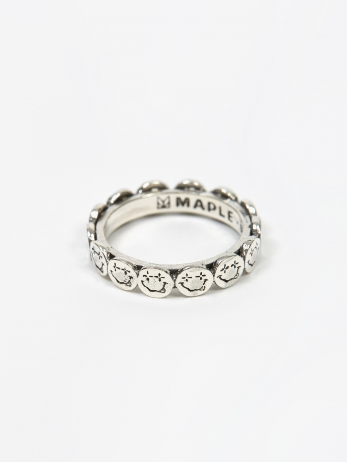 Maple Nevermind Ring - Silver (Image 1)