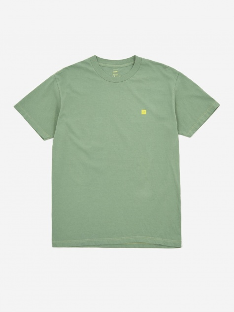 Micro Logo Shortsleeve T-Shirt - Over Dye