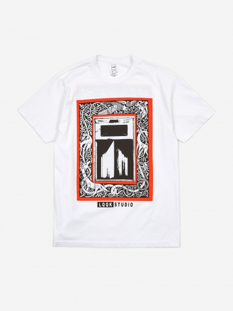 Klipsch Shortsleeve T-Shirt - White