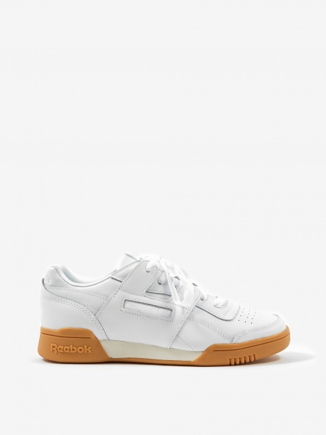 Workout Lo Plus - White/Chalk
