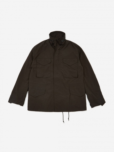 M-65 Solid Jacket - Black
