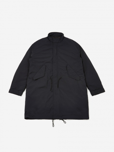M65 Down Mods Coat - Black