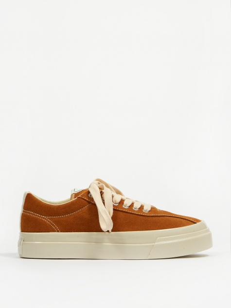 Dellow Suede - Tan