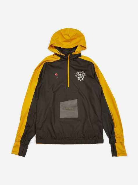 x Gyakusou NRG Jacket - Deep Pewter/Mineral Yellow