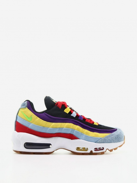Air Max 95 SP - Psychic Blue/Chrome Yellow/White