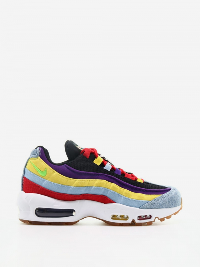 Nike Air Max 95 SP - Psychic Blue/Chrome Yellow/White (Image 1)