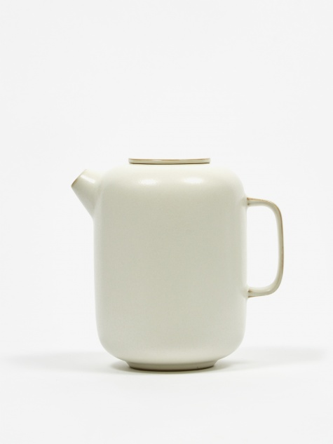 Sekki Coffee Pot - Cream