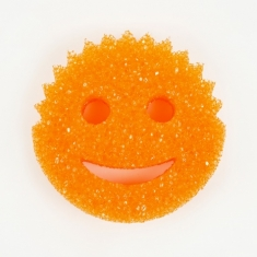 Scrub Daddy Sponge - Orange