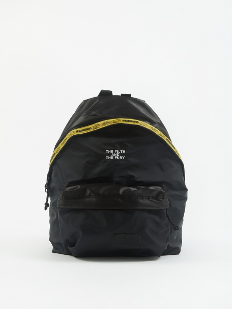x Neighborhood Padded Backpack - Black