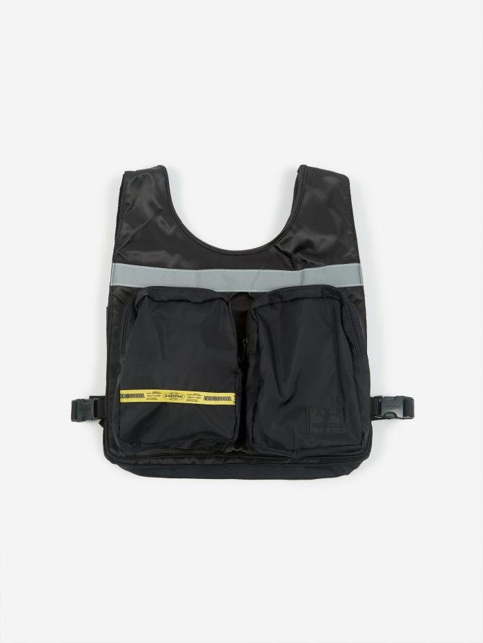 Eastpak x Neighborhood Vest Bag - Black (Image 1)