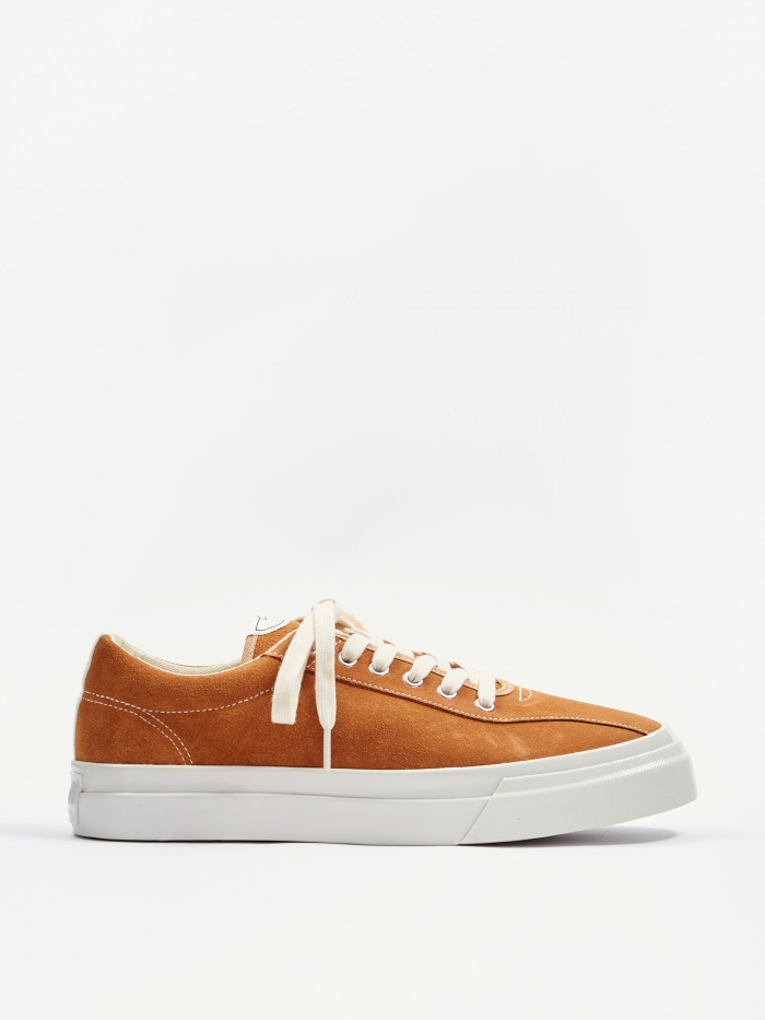 S.W.C Stepney Workers Club Suede Dellow - Tan (Image 1)